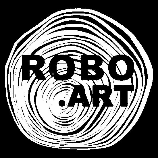 ROBO.ART • Site portfólio
